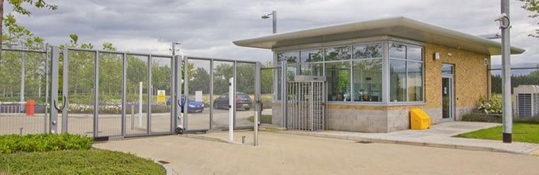 DC1 Security Gatehouse 2